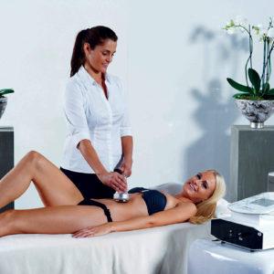 Finest-Fitness-Ultraschallbehandlung mit Soforteffekt