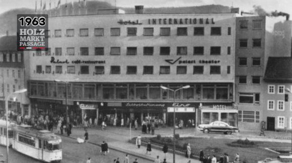 1963 – Ein Hotel für feine Leute
