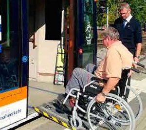 Mobilität für alle –Sicher und barrierefrei mobil mit dem Jenaer Nahverkehr