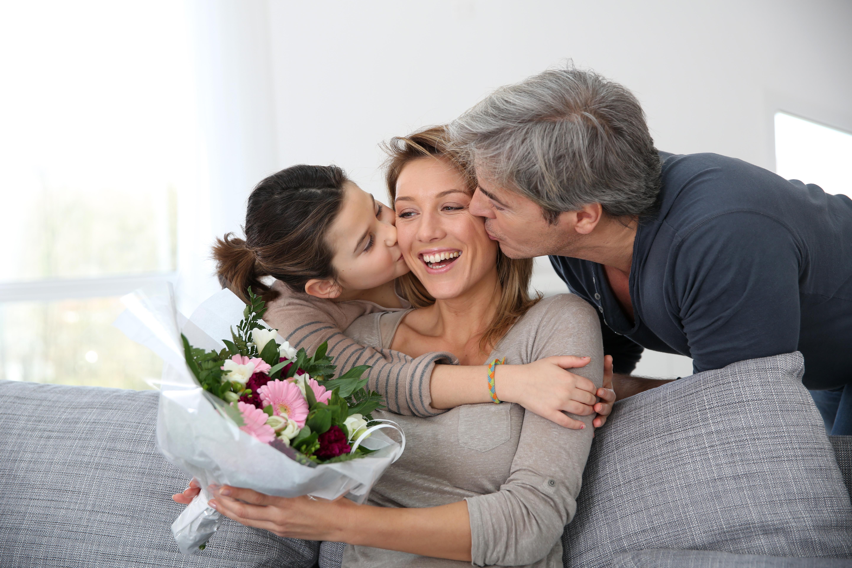 Muttertag 9. Mai 2021: Blumen sind das richtige Geschenk!